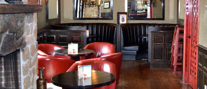 Traditional comforts of the classic UK corner pub